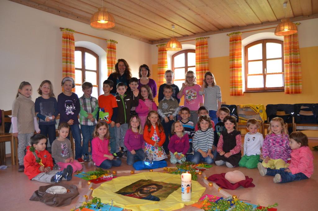 Kinderkirche Binswangen