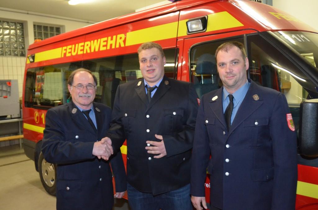 Feuerwehr Binswangen