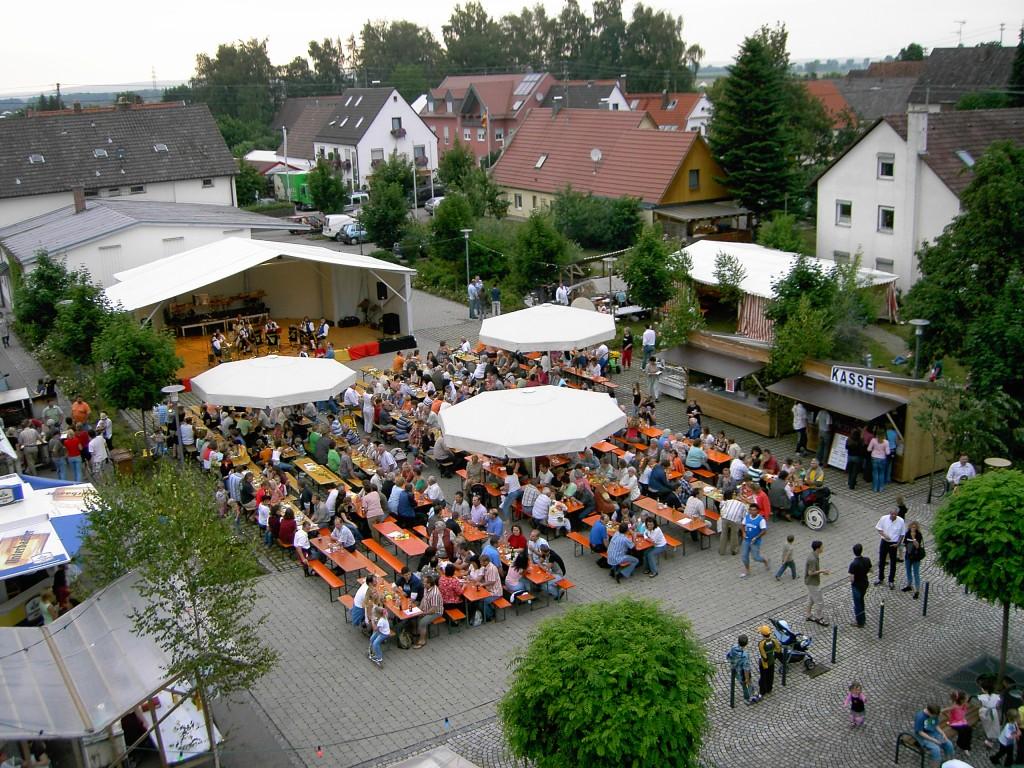 Dorffest Binswangen