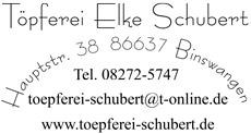 Töpferei Elke Schubert